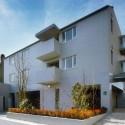 小石川の集合住宅