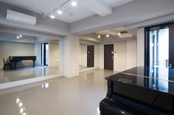 7.オーナーピアノスタジオ