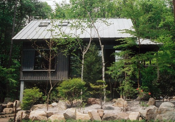 小淵沢の家